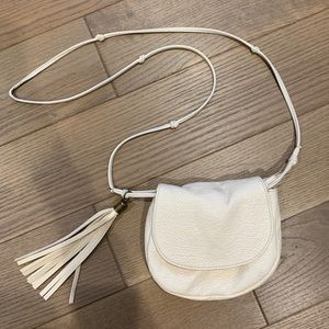 Urban Outfitters Ecote Beige Crossbody Bag